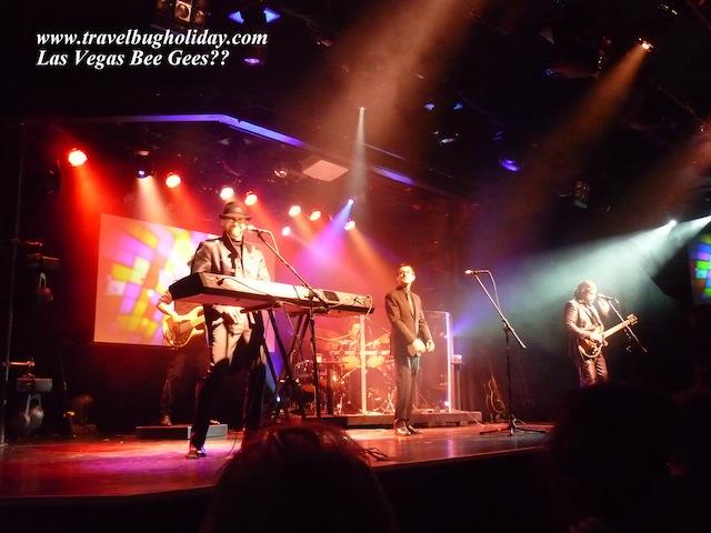Bee Gees Show, Las Vegas, USA