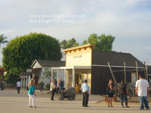 San Diego Old Town, USA