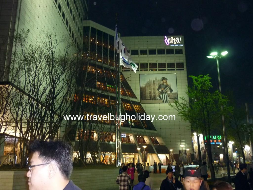 Shopping Complex eg Doota, Dongdaemun, Seoul, Korea
