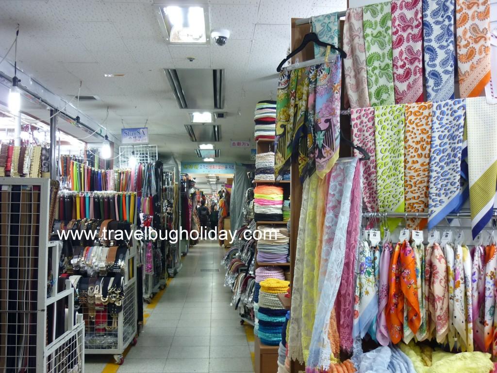 Seoul clothing stores