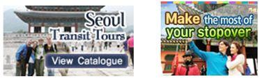 Transit Tour Seoul. Korea