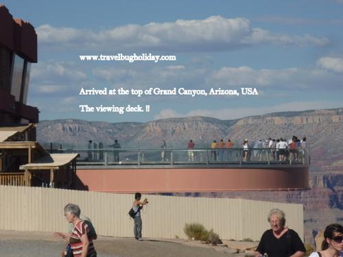 The Skywalk, Grand Canyon, Arizona, USA
