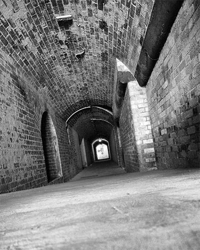 Underground Point Nepean