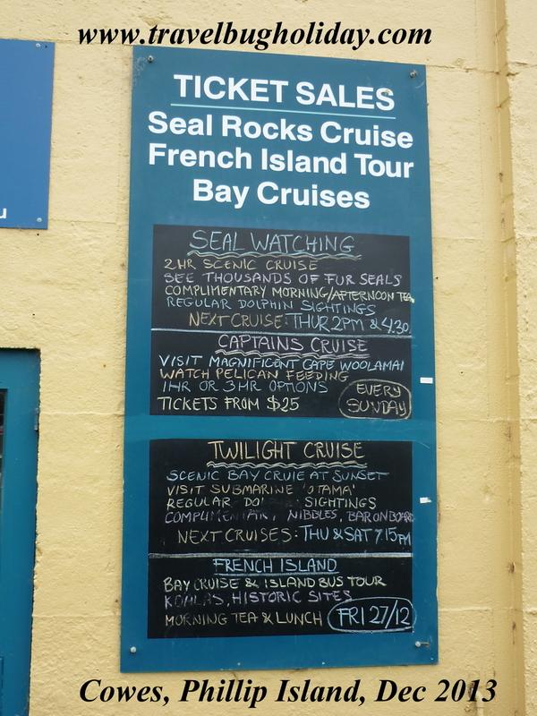 Cowes Beach, Phillip Island, Victoria, Australia