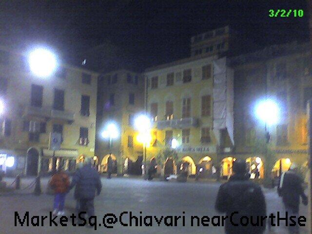 Market Square, Chiavari