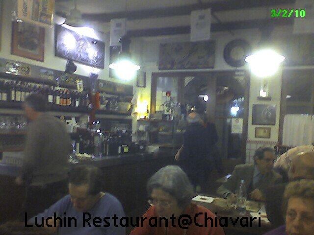 Luchin Retaurant, Chiavari, Italy