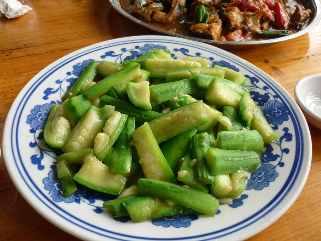Yangsguo, China Food